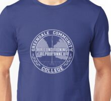 Greendale AC Repair Annex Unisex T-Shirt