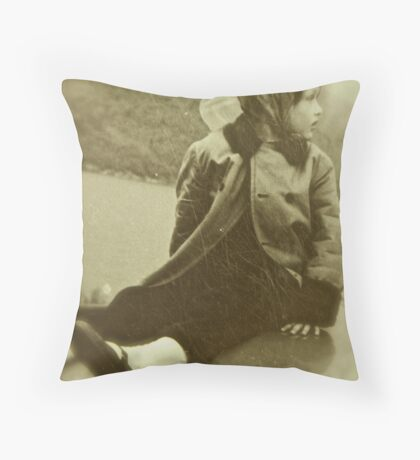 Beautiful child , her name was Angie ! that's Brown Sugar Anno Domini 1958. Tribute to Madonna Who's That Girl. Views (200) thank you ! Throw Pillow
