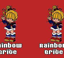 Rainbow Brite by MishaHead