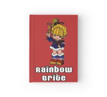 Rainbow Brite Hardcover Journal