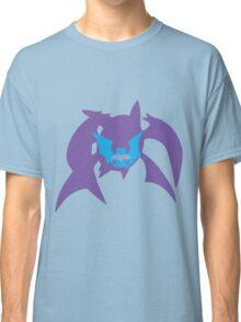 PKMN Silhouette - Zubat family Classic T-Shirt