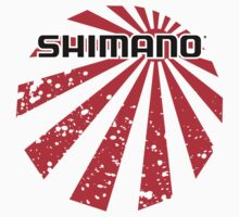 big shimano rising sun by munga