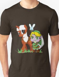 The Legend of Zeldestia (no text version) T-Shirt