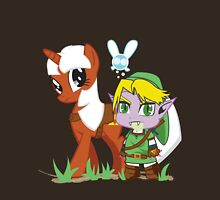 The Legend of Zeldestia (no text version) Unisex T-Shirt