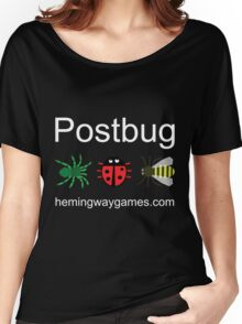 Post Bug Women's Relaxed Fit T-Shirt