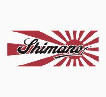 shimano, rising sun by munga