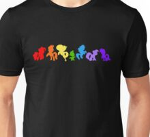 My Little Pony: Friendship is Rainbows Unisex T-Shirt