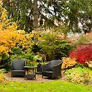 An Autumn Rest by Marilyn Cornwell