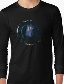 Space and Time and the Universe Long Sleeve T-Shirt