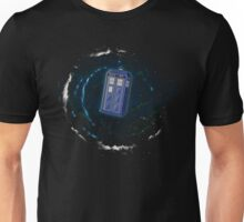 Space and Time and the Universe Unisex T-Shirt