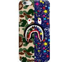 A Bathing Ape x Shark x Billionaire Boys Club iPhone Case/Skin
