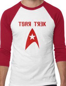 Tsar Trek Men's Baseball ¾ T-Shirt