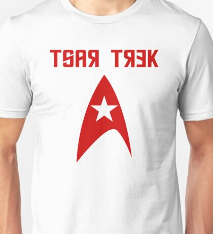 Tsar Trek Unisex T-Shirt