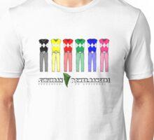 Suburban Power Rangers Unisex T-Shirt