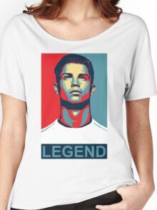 Ronaldo Women's Relaxed Fit T-Shirt