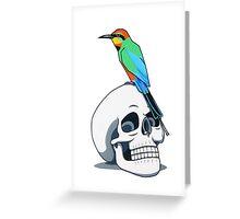 Rainbow Bee Eater Greeting Card