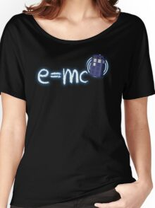 Relativity of Space and Time Women's Relaxed Fit T-Shirt