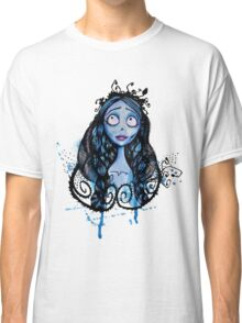 Watercolor Corpse Bride Classic T-Shirt