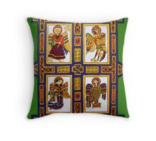 The Four Evangelists Throw Pillow