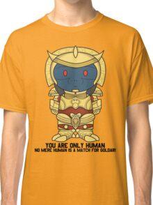Goldar - Minifolk Designs Classic T-Shirt