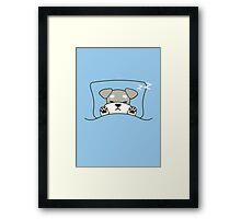 Good Night! Framed Print