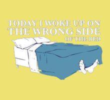 Wake Up Baby Tee