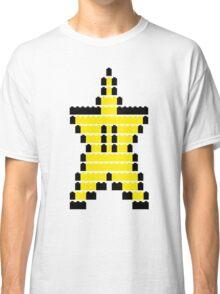 Mario Star Item Classic T-Shirt