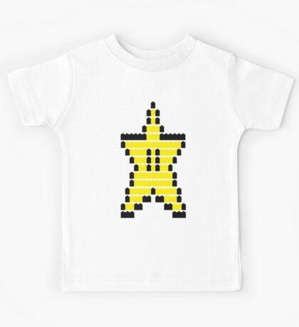 Mario Star Item Kids Tee