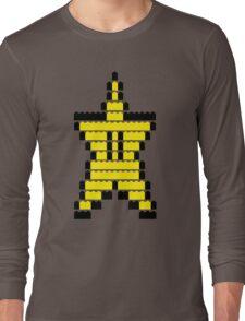 Mario Star Item Long Sleeve T-Shirt