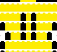 Mario Star Item Sticker