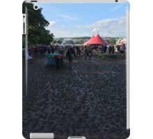 Glastonbury Mud iPad Case/Skin