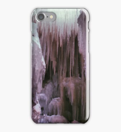 Ice Castle iPhone Case/Skin
