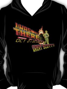 Back to the future day - Great scott!! T-Shirt