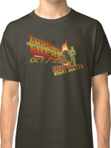 Back to the future day - Great scott!! Classic T-Shirt