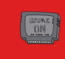 Fun in a Cartridge - Grey by Rodney Sloan