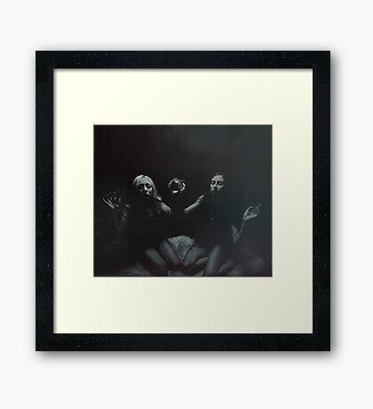 What Binds US Framed Print