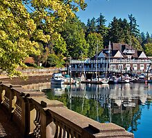 Canada. Vancouver, BC. Stanley park. Rowing Club. by vadim19
