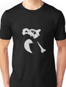 Cubone - Simple Unisex T-Shirt