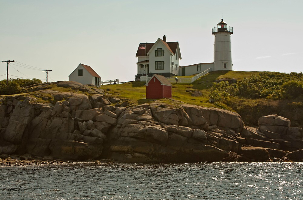 Nubble Head by Diana Nault