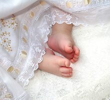 Baby Feet by Christine Wilson