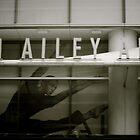 The Alvin Ailey Building by Tsebiyah Mishael Derry