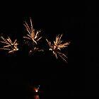 Three flares by dsimon
