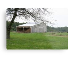 Harvest Time - All is safely gathered in... Metal Print
