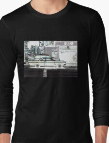 Great Jones Street  Long Sleeve T-Shirt