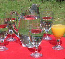 Water Glass by Bob Hardy
