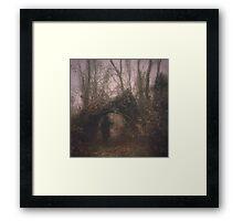 Anniversary Hill Framed Print