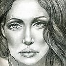 Angelina, The Classic Muse,by Alma Lee by Alma Lee
