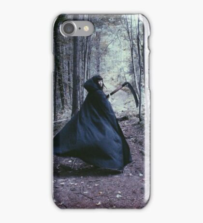 The Call of Autumn iPhone Case/Skin