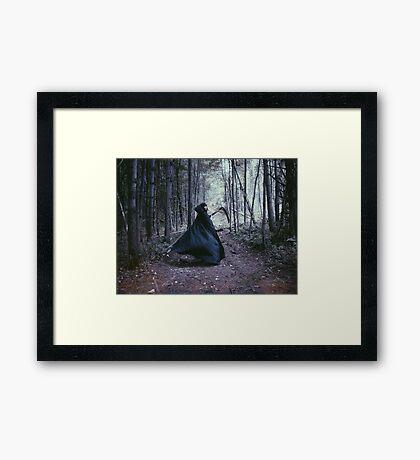 The Call of Autumn Framed Print