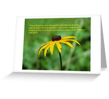 Jean 16:22 fr Greeting Card